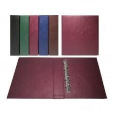 Альбом  вертикальный  серия Классик формата OPTIMA, размер  230х270 мм, без листов.  СомС