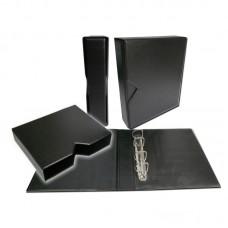 Альбом  вертикальный c  широким корешком ПВХ в Шубере, формата OPTIMA, размер  270х320 мм, без листов.  СомС