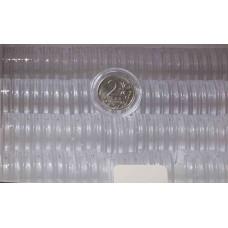 Капсула для монет внутренний диаметр 23 мм. Россия