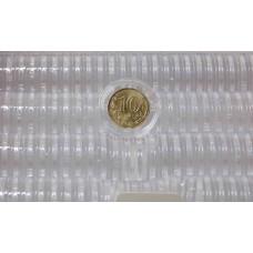 Капсула для монет внутренний диаметр 22 мм. Россия