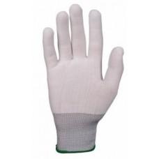 Тонкие бесшовные защитные перчатки из полиэфирных волокон (полиэстер)