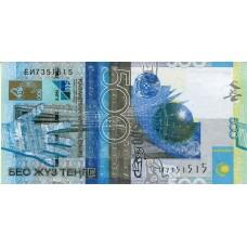 Банкнота 500 тенге 2006 год. Казахстан (UNC)
