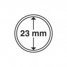 Капсула для монет внутренний диаметр 23 мм. Leuchtturm