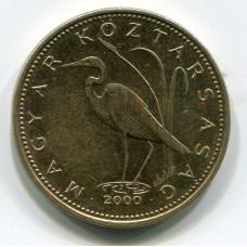 5 форинтов, 2000 год, Венгрия (из обращения)