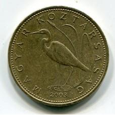 5 форинтов, 2003 год, Венгрия (из обращения)