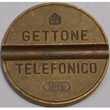 Телефонный жетон № 7811