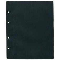 Разделительный лист (черный)