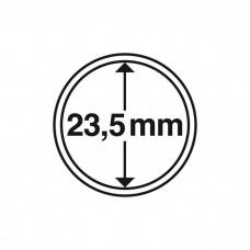 Капсула для монет внутренний диаметр 23,5 мм. Leuchtturm