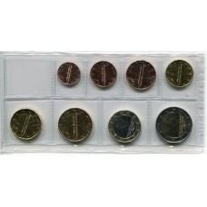 Годовой набор евро 2015 года. Нидерланды