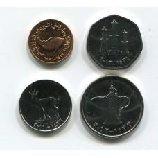 О.А.Э. Набор монет (4 монеты)