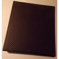 Альбом для монет без листов, 230х270 мм. Коричневый.