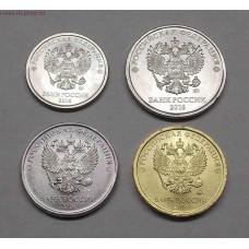 Годовой набор разменных монет  2016 года ММД ( UNC )