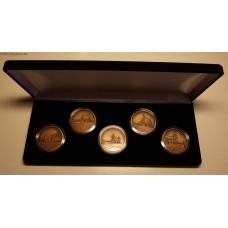Набор памятных монет, серия